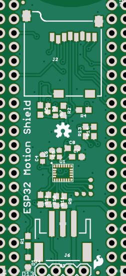 ESP32 Motion Shield